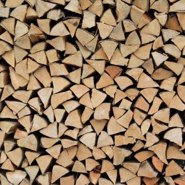 Brennholz Buche 33 cm, trocken, 1 Ster