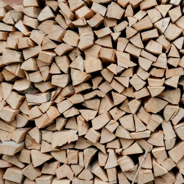 Brennholz Buche/ Esche gemischt 33 cm, trocken, 1 Ster